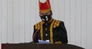 Pjs Gubernur Agus Fatoni