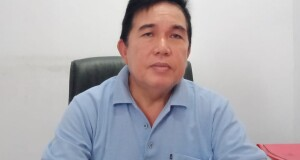 Kadisnakertrans Kabupaten Mitra Jan Wawointana SE