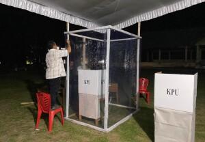 Persiapan Simulasi pungut hitung suara dilakukan KPU Bolmong