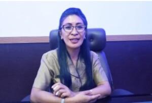Olfy Kalengkongan Kepala Dinas Pendidikan Kabupaten Minahasa Utara.