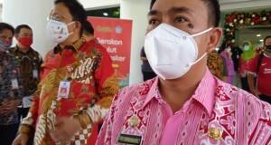 Pjs Bupati Minahasa Utara, Clay June Dondokambey SATU MAP