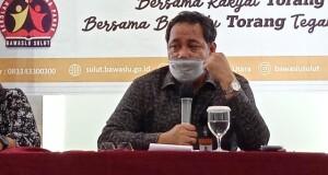 Herwyn Malonda, Ketua Bawaslu Sulut. Foto: ferry