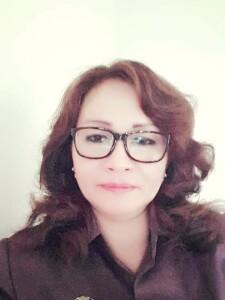 dr. Sandra Rotty Direktur Utama RSUD. Maria Walanda Maramis.