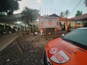 Kantor KPU Minut.(foto:ist)
