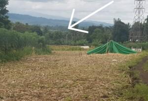 Perkiraan lokasi lahan perluasan dan pengembangan RSUD Maria Walanda Maramis yang sudah berada di Kelurahan Rap-rap oleh warga.