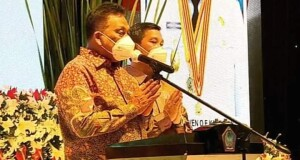 Gubernur Olly dan Wagub Kandouw berterima kasih kepada Tuhan dan masyarakat Sulut atas Berkat dan Amanah untuk memimpin Sulut di periode kedua.