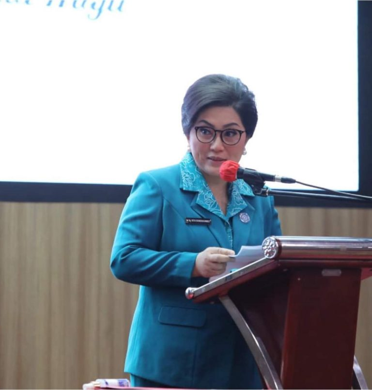 Ir Rita Maya Dondokambey Tamuntuan, Ketua TP PKK Provinsi Sulut