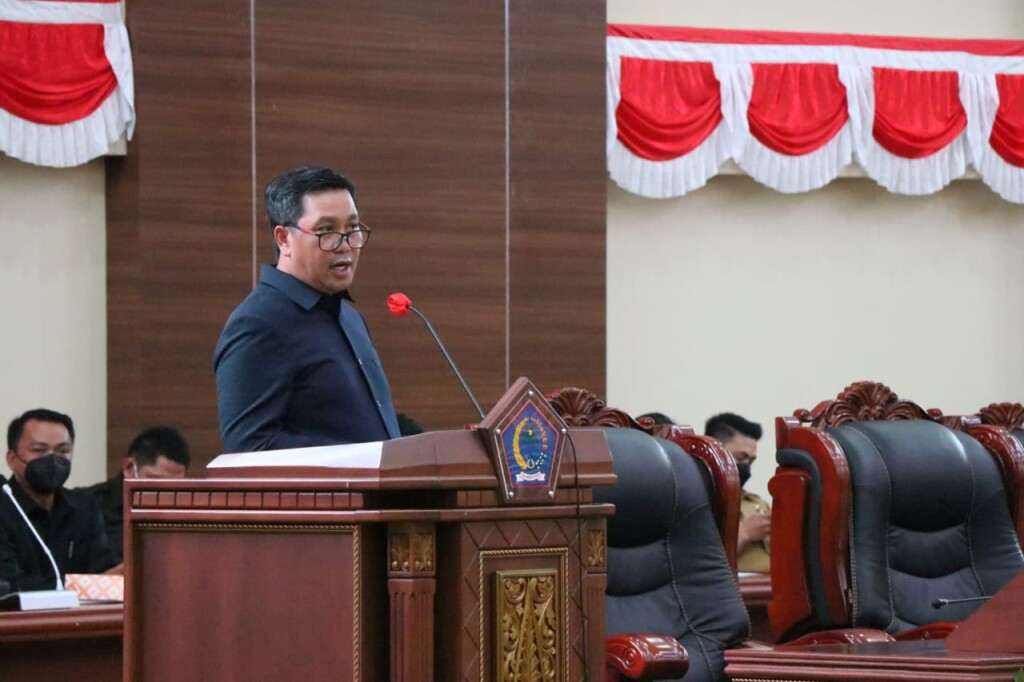 Wakil Gubernur Drs Steven OE Kandouw