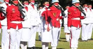 Paskibraka Sulut siap mengibarkan Sang Saka Merah Putih