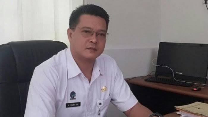 Hengkie Supit SIP, Kadis Perumahan dan Pemukiman Kota Tomohon