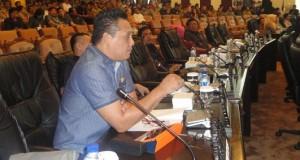 Legislator dapil Bitung-Minut, Pdt Denny Sumolang