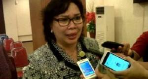 dr Grace Punuh, Kadis Kesehatan Provinsi Sulut