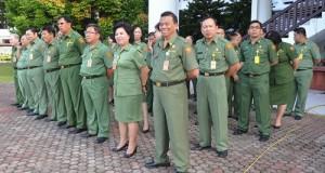 PNS lingkup Pemprov Sulut diminta fokus terhadap kinerja yang sudah ditetapkan
