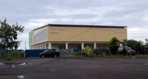 Gedung Youth Center, salah satu bangunan yang berdiri di lahan 16 persen milik Pemkot Manado.