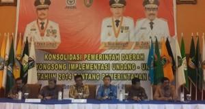 Para gubernur hasilkan 10 rekomendasi di hajatan Rakernas APPSI