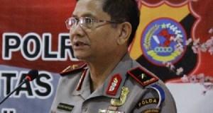 Kapolda Sulut Brigjen Pol Wilmar Marpaung