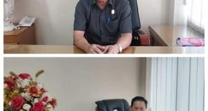 Berty Kapojos. S.Sos tampak menempati ruang Ketua Komisi III DPRD Sulut