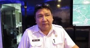 Erwin Kontu, SH Kepala Dinas Kominfo Kota Manado.