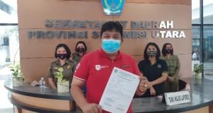 EVANS STEVEN LIOW, Kaban Kesbangpol Daerah Provinsi Sulut