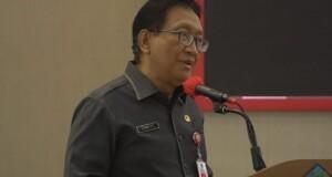 EDWIN SILANGEN SE, MS, Sekretaris Daerah Provinsi Sulawesi Utara
